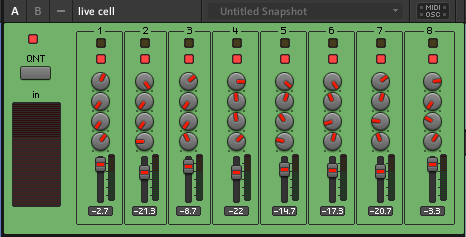Reaktor implementation of the LiveCell sampler from the LiveBetter Suite.